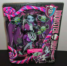 Abbey Bominable Monster High Sweet Screams Doll Set Mattel New Sealed Box 2014