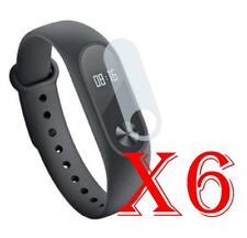 6 PZ PELLICOLA PROTEZIONE DISPLAY Xiaomi Mi Band 2 PELLICOLE PROTEGGI SCHERMO