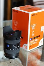 SONY Vario-Sonnar T* DT 16-80mm F3.5-4.5 ZA SAL1680Z zeiss  Alpha + filters hoya