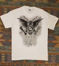 Megadeth 2014 Cyber Army Fan Club T-Shirt Size M Brand NEW Medium