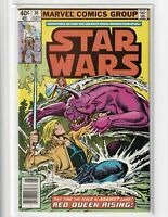 "Star Wars Marvel Comic. Issue #36. ""Red Queen Rising"". June 1980."