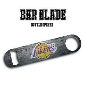 Los Angeles Lakers Bar Blade Bottle Opener
