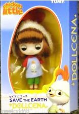 Tomy Dollcena Disney Save the Earth Little Chicken Doll Girl Figure Limited RARE