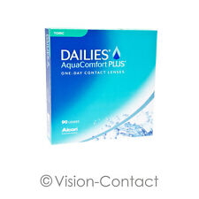 Dailies AquaComfort Plus toric 1 x 90 torische Kontaktlinsen Tageslinsen Alcon