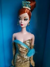 Barbie Holiday Hostess collection Happy New Year doll collector series NRFB