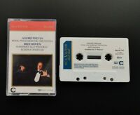 Andre Previn Beethoven Symphony No 6 Pastoral Audio Music Cassette Tape RCA