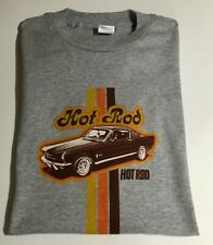 Vintage Hot Rod Muscle Car T Shirt Size XL  NEW never worn