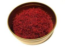 Finest Premium All Red Saffron, Grade A and A+, Highest Grade (1 to 20 Grams)