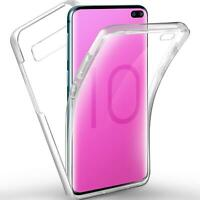 For Samsung Galaxy S10 5G G977 Front Back Full Body 2 in 1 Shockproof Phone Case