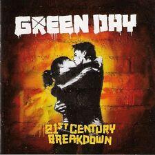 GREEN DAY<>21st CENTURY BREAKDOWN<>CD ~
