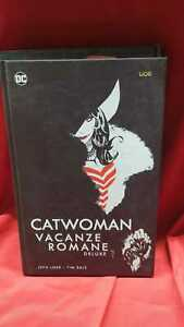 Catwoman: Vacanze Romane - DC Deluxe - RW Lion BATMAN altri volumi disponibili