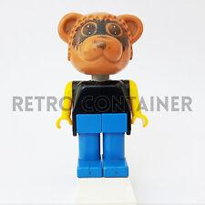 LEGO Minifigures - 1x fab12d - Raccoon 3 - Fabuland Omino Minifig Set 3605 324
