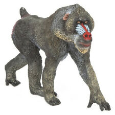 Papo Wild Animal Kingdom Mandrill Collectable Animal Figure 50121