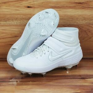 Nike Alpha Huarache Elite II Pro Mid Men's Baseball Cleats CI2228-101 Size 8.5