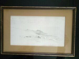 7 Fine Prints of Andrew Hamilton, Goldfields Artist 1860 s