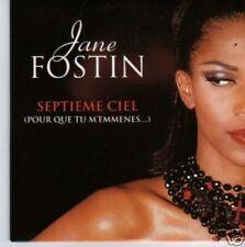 (786N) Jane Fostin, Septieme Ciel - 1999 CD