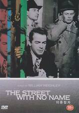 The Street with No Name (1948) Mark Stevens / Richard Widmark DVD NEW *FAST SHIP