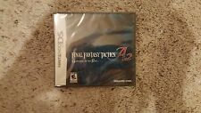 Final Fantasy Tactics A2: Grimoire of the Rift (Nintendo DS, 2008) *SEALED*