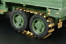Hauler HLH72015 1/72 PE Details for Tracks on WWII Russian GAZ AAA (UM)