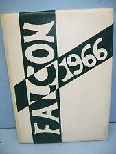 1966 Falcon, Minnechaug Regional High School, Wilbraham, Massachusetts Yearbook