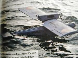Rc Flugzeug, Wasserflugzeug Dornier Wal