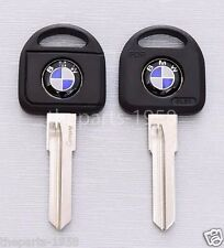 1PCS BLANK KEY BMW 3 5 6 7 E21 E30 E12 E28 E23 E24 M3 M5 GERMANY FREE SHIPPING
