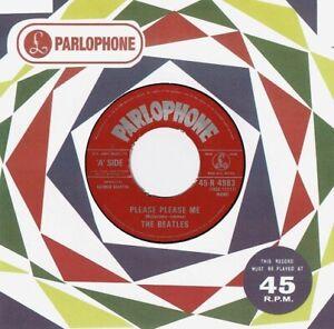 THE BEATLES Please Please Me Vinyl Record Single 7 Inch Parlophone Rock & Lennon
