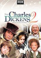 Charles Dickens Collection 2 (DVD, 2006, 4-Disc Set, Slipcase) New/Sealed