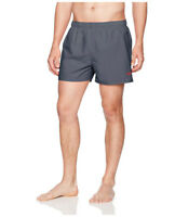 Speedo Men's Surf Runner Volley Swim Trunks Short UPF 50+ DRY SOLID BOARD NEW