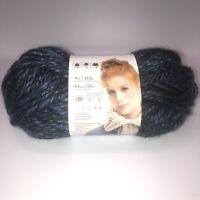 Hometown Lion Brand Yarn Milwaukee Midnight Super Bulky 6 Acrylic 64 Yd 4 Oz