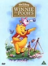 Winnie the Pooh Most Grand Adventure New DVD Region 4