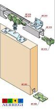 binario per porta scorrevole portata KG80 KIT PER PORTA SCORREVOLE + SQUADRETTE