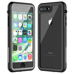 Waterproof Case for Apple iPhone 7 & 8 Plus Shockproof Dirtproof Series Cover