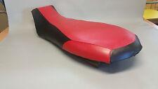 Polaris 330 Trail Boss Seat Cover Trailboss 2010-2015  in 2-tone RED & BLACK