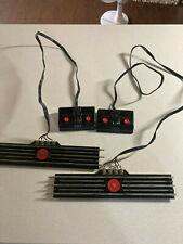 2 Excellent Lionel Trains UCS O Gauge Remote Control Track