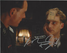 ALEXANDER FEHLING SIGNED 'INGLOURIOUS BASTERDS' 8x10 PHOTO B COA ACTOR HOMELAND