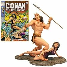 1/8 CONAN THE BARBARIAN RESIN MODEL KIT by MOEBIUS