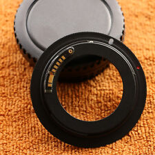AF confirm M42 lens to Canon EOS adapter for t6i t5i  80d 70d 60 5d3 with cap V9