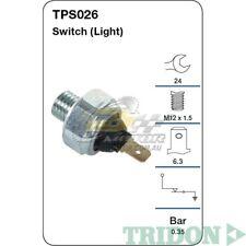 TRIDON OIL PRESSURE FOR Mercedes Vito 02/98-12/99 2.3L(OM601.942) SOHC 8V