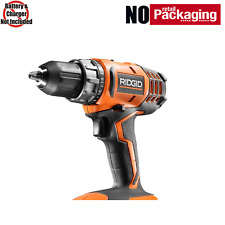New RIDGID R860052 18V 18-Volt Lithium-Ion Cordless 1/2 in. Compact Drill/Driver