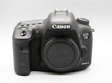 Canon EOS 7D Mark II  20.2MP Digital SLR Camera - WiTH 18-55 Lens!