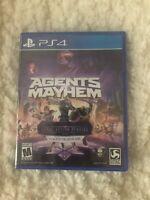 Agents of Mayhem (Sony PlayStation 4, 2017)
