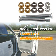 Door Hinge Pin & Bushing Repair Kit For Ford Mustang Lincoln Mercury