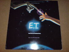 E.T. - THE EXTRA-TERRESTRIAL - SOUNDTRACK