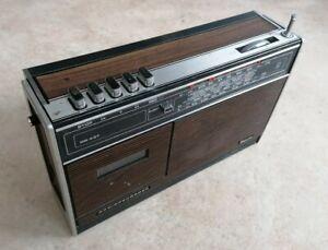 Seltener Radiorecorder Philips 22RR 437 /19R, Radio Radiorekorder Nostalgie