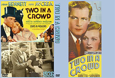 TWO IN A CROWD 1936 Joel McCrea