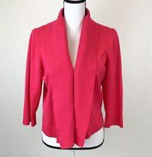 Verve Ami Pink Cardigan Sweater Size Large