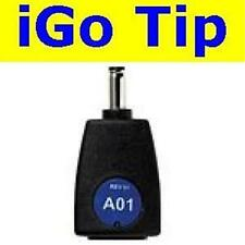 "NEW A01 iGo/i-Go Power AdapterCharging iTip Nokia 3.5mm ""Fat Pin"" Tip"