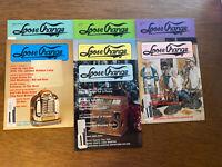Loose Change  1983 Jan/Feb, July, Aug, Sept, Oct, Nov, Dec. 7 Issues Total
