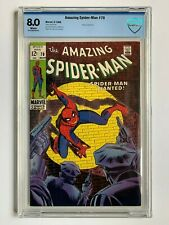 THE AMAZING SPIDER-MAN #70 Marvel CBCS 8.0 not CGC, John Romita cover